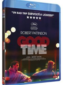 Good time - blu-ray