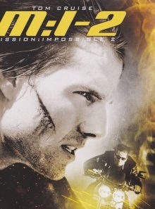 M:i-2 - mission impossible 2 - blu-ray