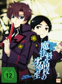 The irregular at magic high - vol. 3, games for the nine