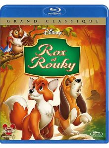 Rox et rouky - blu-ray