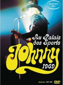 Johnny hallyday - johnny au palais des sports 1969
