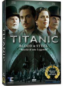 Titanic sang et acier  / titanic blood &steel serie compléte 12 ép.