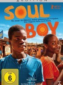 Dvd * soul boy [import allemand] (import)