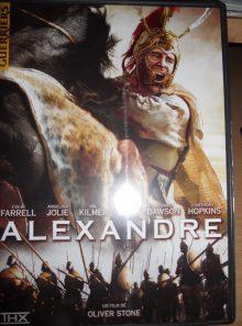 Dvd alexandre de oliver stone (tf1 vidéo)