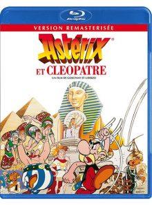 Asterix et cléopâtre - édition remasterisée - blu-ray