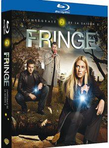 Fringe - saison 2 - blu-ray