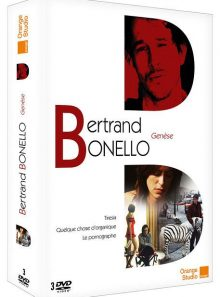 Bertrand bonello - genèse : tiresia + quelque chose d'organique + le pornographe