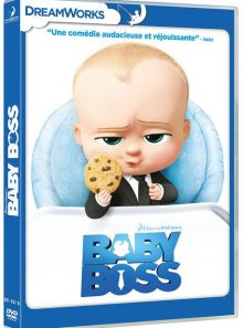 Baby boss - dvd + digital hd