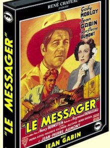 Dvd le messager gabin collection rene chateau
