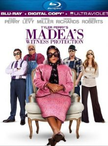 Tyler perry s madea s witness protection [blu ray]
