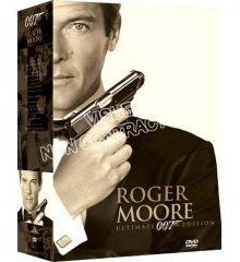 La collection james bond - coffret roger moore - ultimate edition