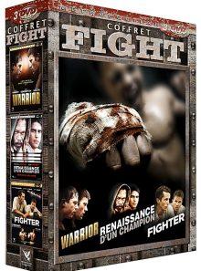 Fight : warrior + renaissance d'un champion + fighter - pack