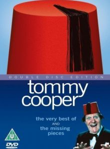 Tommy cooper - the missing pieces / the very best of