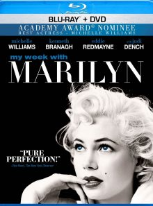 My week with marilyn (blu ray + dvd)