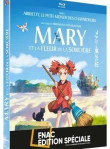 Mary et la fleur de la sorcière - exclusivité fnac - blu-ray