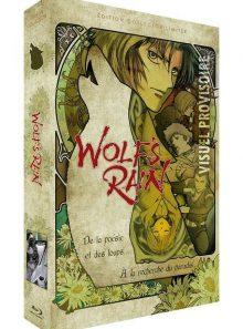 Wolf's rain - l'intégrale - édition collector limitée - blu-ray