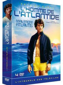 L'homme de l'atlantide - intégrale des téléfilms