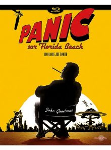 Panic sur florida beach - blu-ray