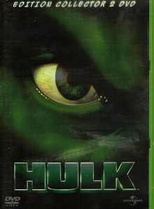 Hulk - édition single - edition belge