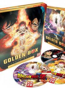 Dragon ball z - golden box - steelbox collector - blu-ray