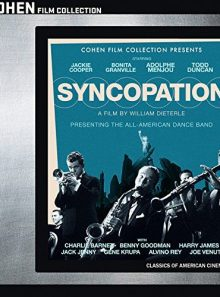Syncopation (blu-ray)