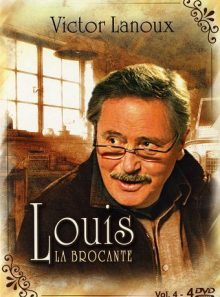 Cof 4 dvd louis la brocante vol 4 - coffret 4 dvd - 4 films