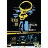 Immagine in cornice live - pearl jam