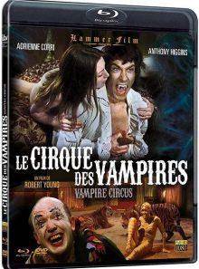Le cirque des vampires - combo blu-ray + dvd - édition limitée