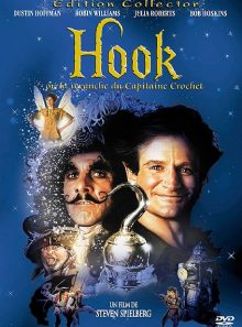 Hook, ou la revanche du capitaine crochet - édition collector