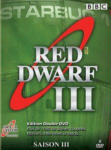 Red dwarf - saisons iii