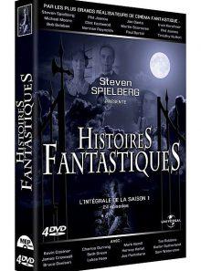 Histoires fantastiques - l'intégrale de la saison 1