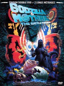 Pack godzilla iv : godzilla & mothra : the battle for earth + godzilla vs. megalon