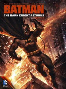 Batman: the dark knight returns, part 2: vod hd - achat