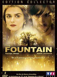 The fountain - édition collector