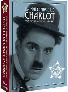 La naissance de charlot - the mutual comedies - 1916-1917