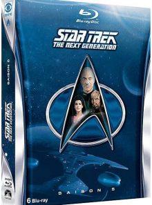 Star trek - la nouvelle génération - saison 5 - blu-ray