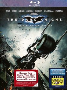 The dark knight (le chevalier noir) - import usa