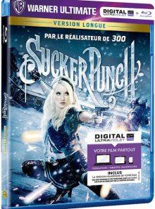 Sucker punch - warner ultimate (blu-ray)