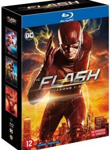 Flash - saisons 1 à 3 - blu-ray