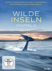 Wilde inseln-staffel 2