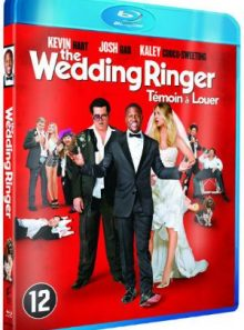 Témoin à louer - the wedding ringer (blu-ray disc)