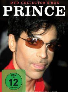 Prince - dvd collector's box (+ audio-cd)