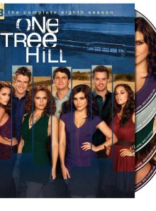 Les frères scott - one tree hill - saison 8 - dvd version uk