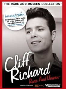 Cliff richard - rare and unseen [import anglais] (import)