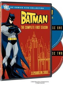 The batman - the complete first season (dc comics kids collection)