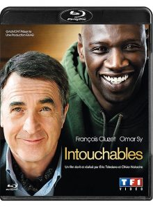 Intouchables - blu-ray
