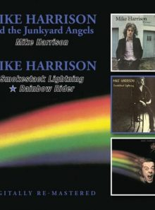 Mike harrison smokestack lightning rainb