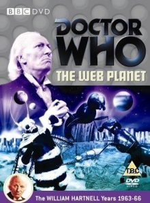 Doctor who - the web planet - import zone 2 uk (anglais uniquement)