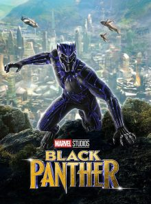 Black panther: vod hd - location