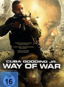 Cuba gooding jr./simmons, j.k. way of war [import allemand] (import)